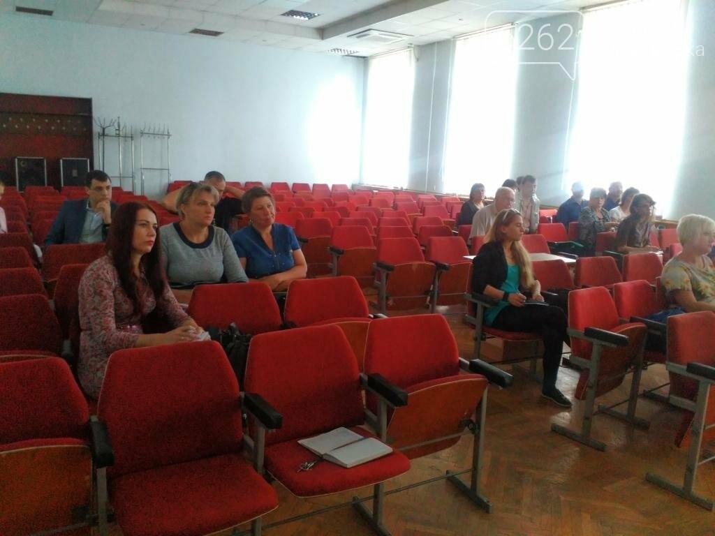 В Славянском районе обсуждали вопрос о случаях массовой регистрации ложных ВПЛ, фото-1