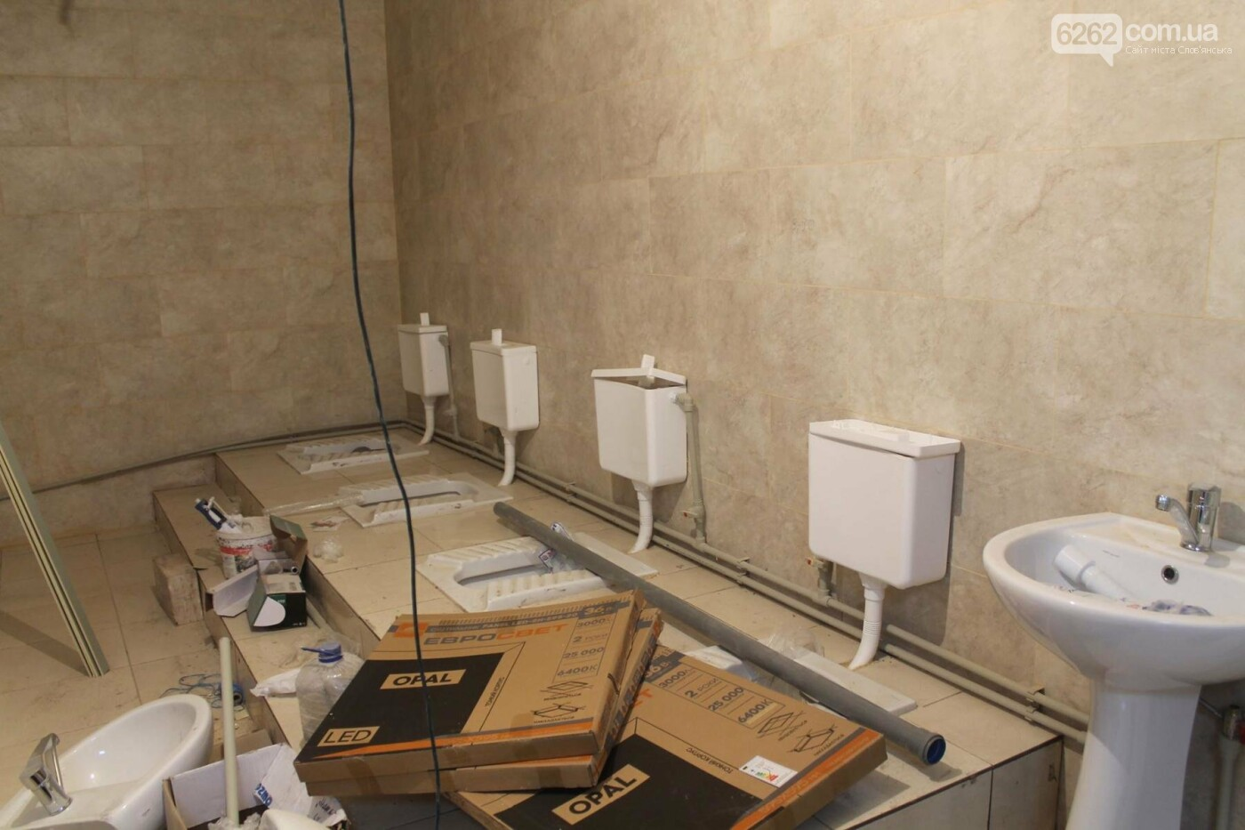 Как выглядит общественный туалет в славянском парке за 1,5 млн гривен, фото-4