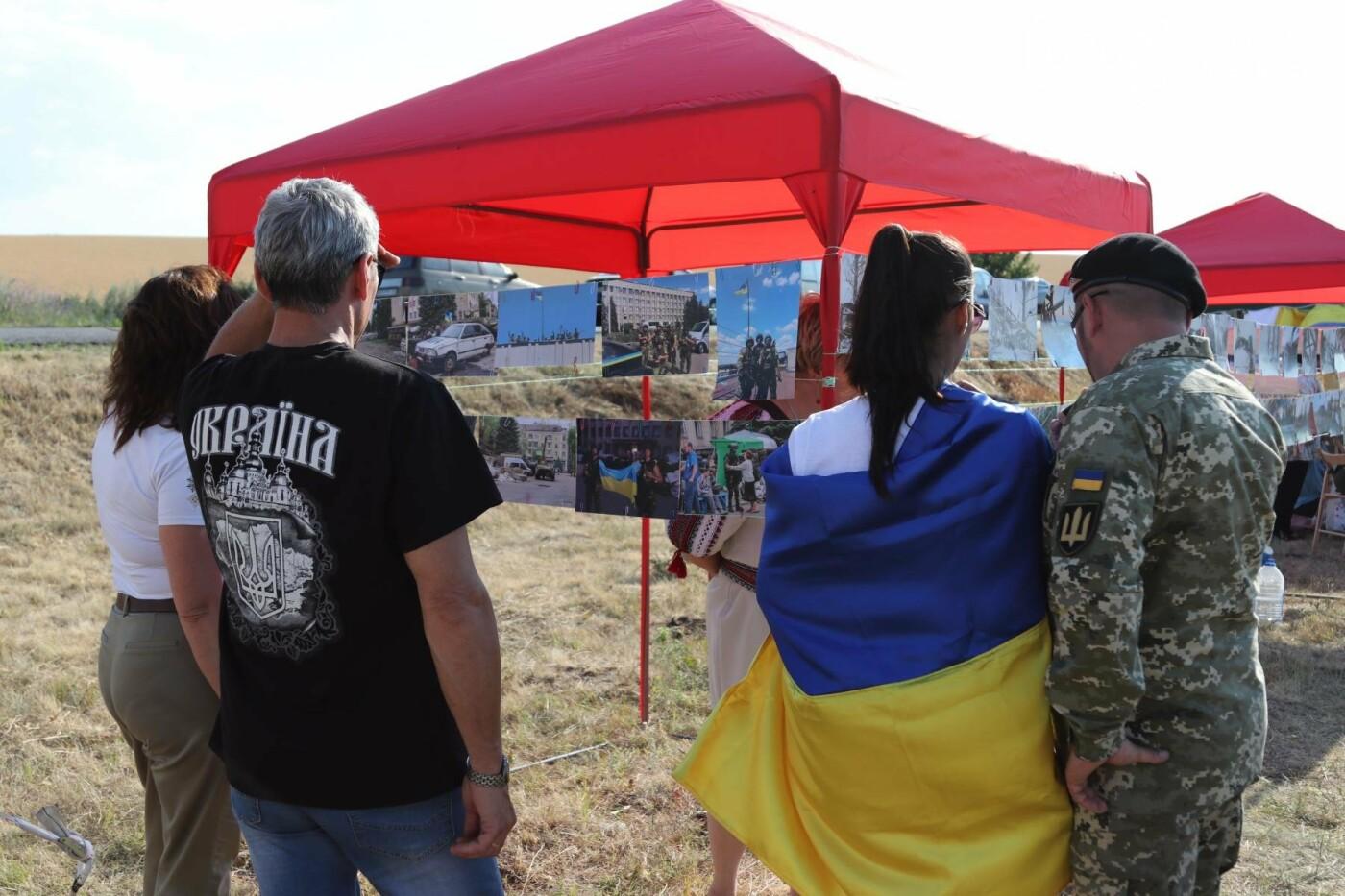 """У Слов'янську проходить фестиваль """"Донеччина зустрічає своїх захисників"""", фото-9"""