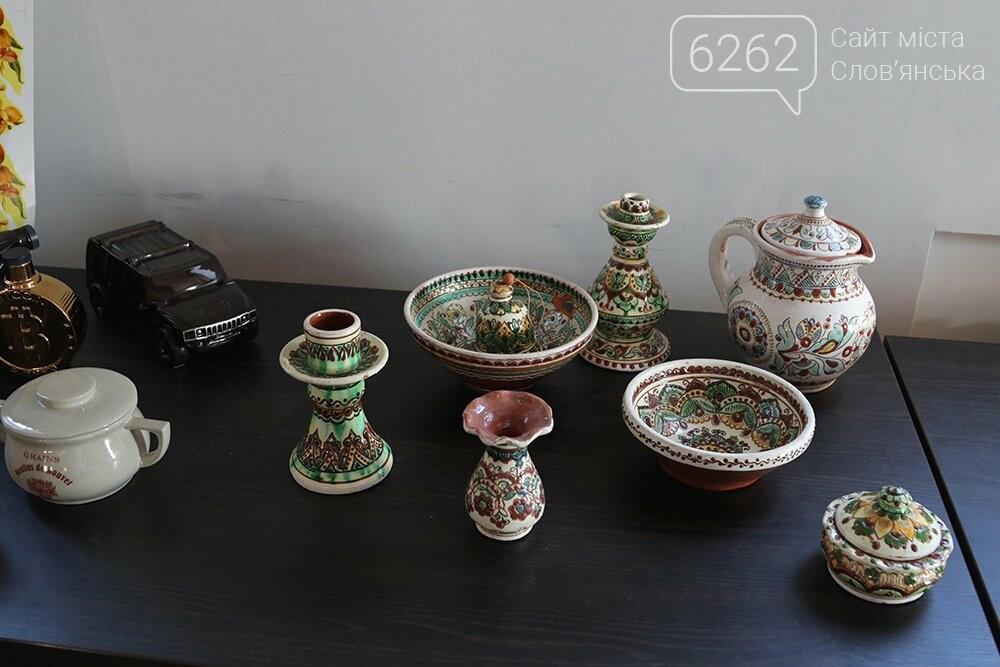 В Славянске собрались мастера керамики на Межрегиональном симпозиуме, фото-17