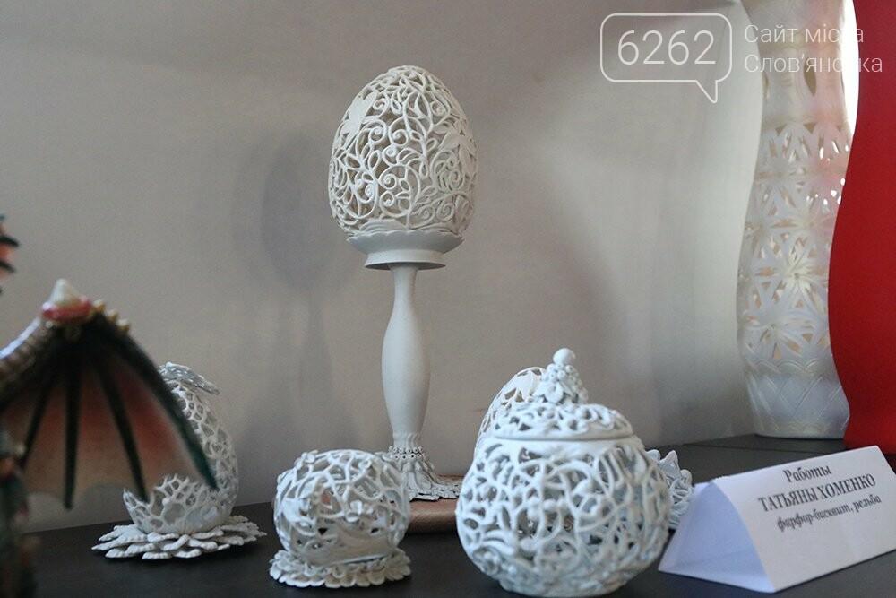 В Славянске собрались мастера керамики на Межрегиональном симпозиуме, фото-22