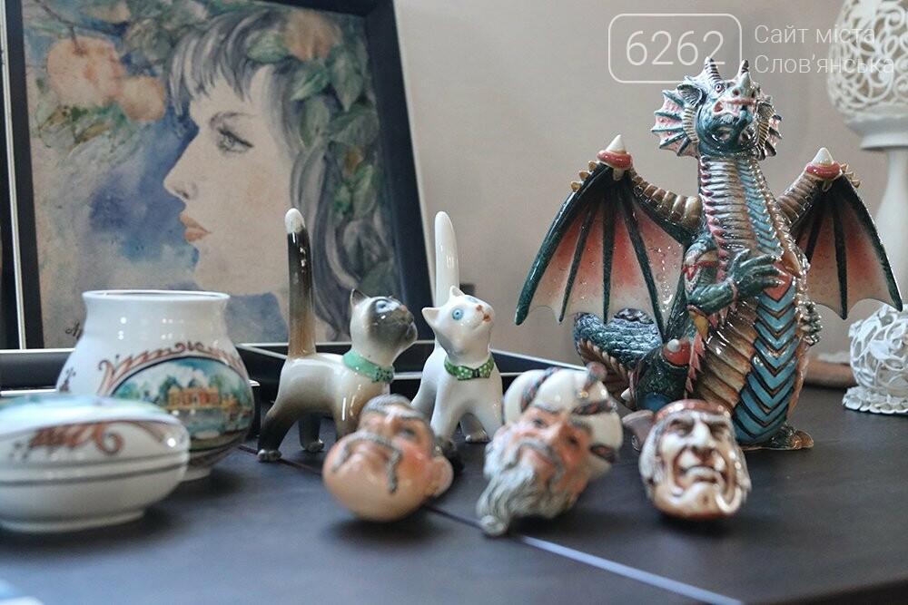 В Славянске собрались мастера керамики на Межрегиональном симпозиуме, фото-14