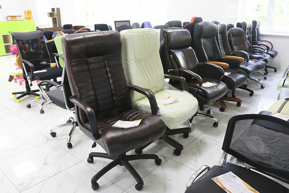 Для офиса и дома: в Славянске открылась новая мебельная студия «Стиль», фото-3