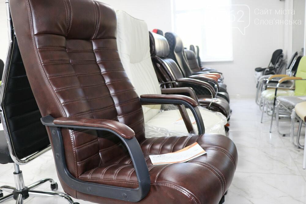 Для офиса и дома: в Славянске открылась новая мебельная студия «Стиль», фото-4