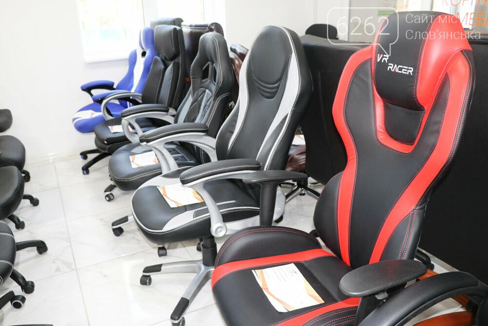 Для офиса и дома: в Славянске открылась новая мебельная студия «Стиль», фото-5
