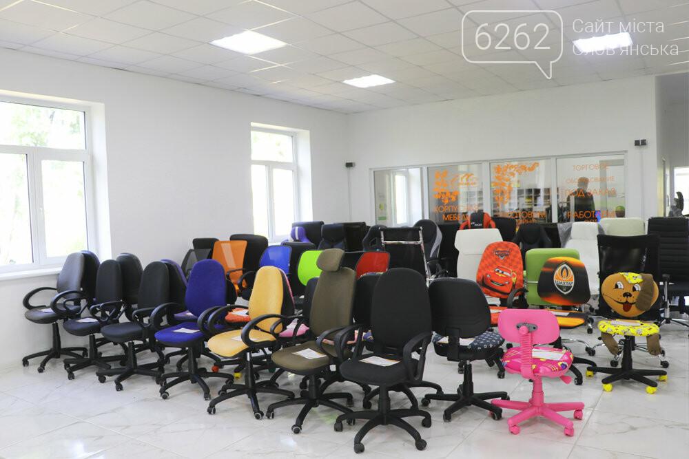 Для офиса и дома: в Славянске открылась новая мебельная студия «Стиль», фото-9