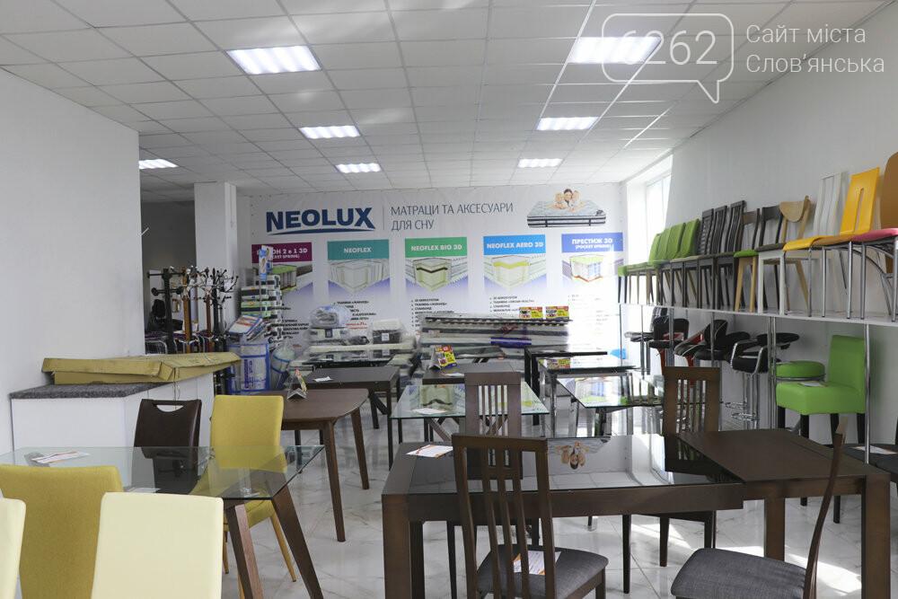 Для офиса и дома: в Славянске открылась новая мебельная студия «Стиль», фото-18