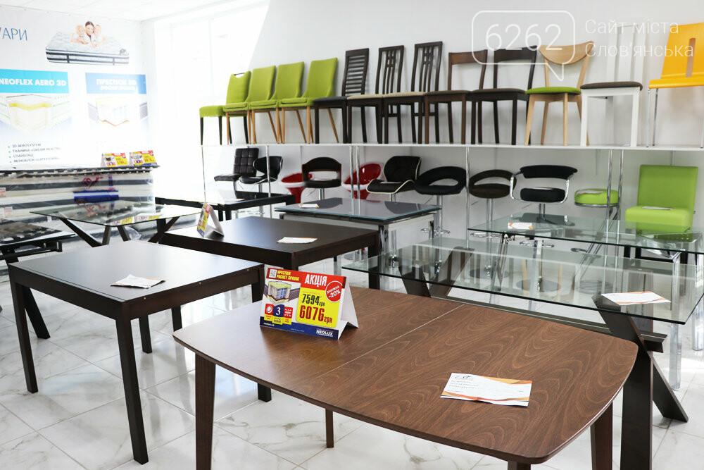Для офиса и дома: в Славянске открылась новая мебельная студия «Стиль», фото-21