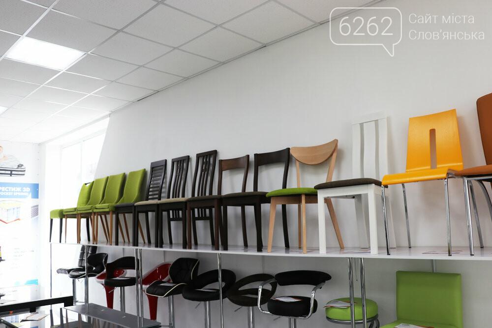 Для офиса и дома: в Славянске открылась новая мебельная студия «Стиль», фото-23