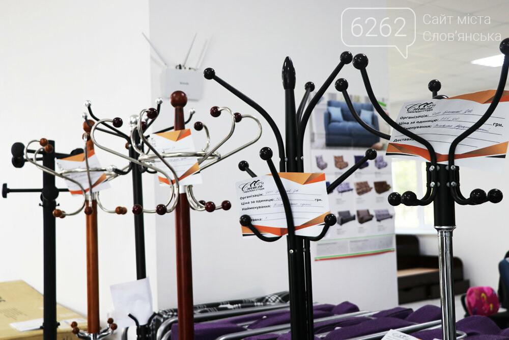 Для офиса и дома: в Славянске открылась новая мебельная студия «Стиль», фото-24