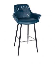 Современные барные стулья в домашнем пространстве, фото-13
