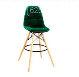 Современные барные стулья в домашнем пространстве, фото-2