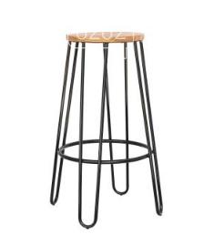 Современные барные стулья в домашнем пространстве, фото-5
