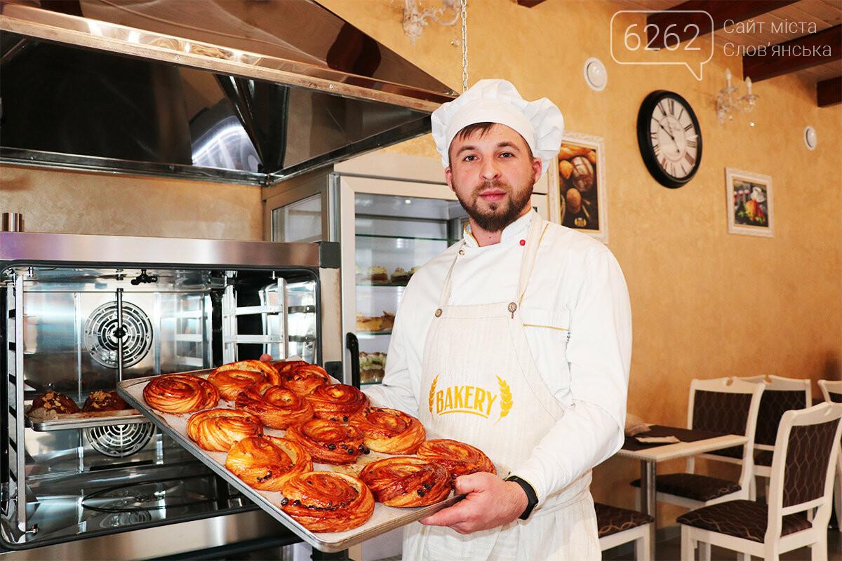 Без вреда для здоровья и фигуры: в Славянске открылась уникальная крафтовая пекарня, фото-12