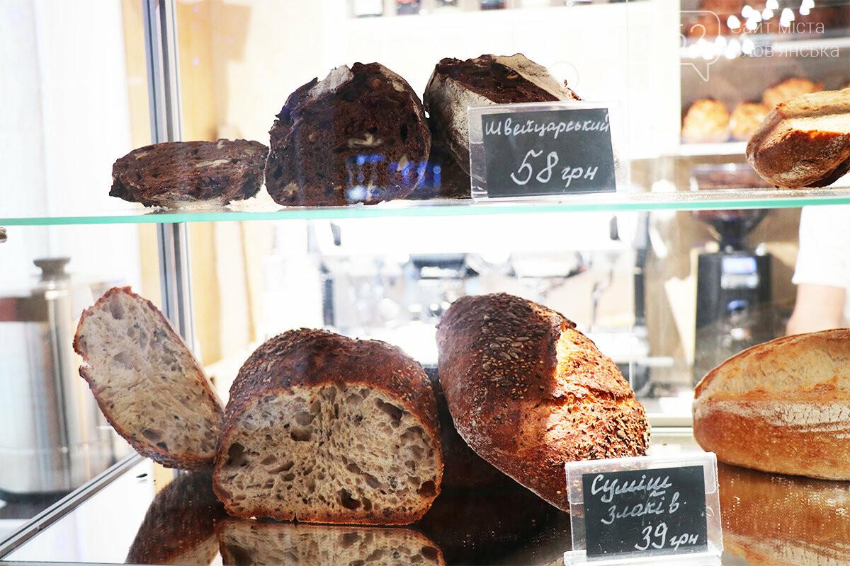 Без вреда для здоровья и фигуры: в Славянске открылась уникальная крафтовая пекарня, фото-8