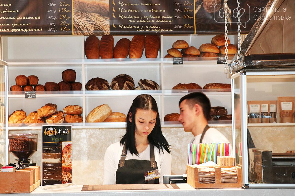 Без вреда для здоровья и фигуры: в Славянске открылась уникальная крафтовая пекарня, фото-13