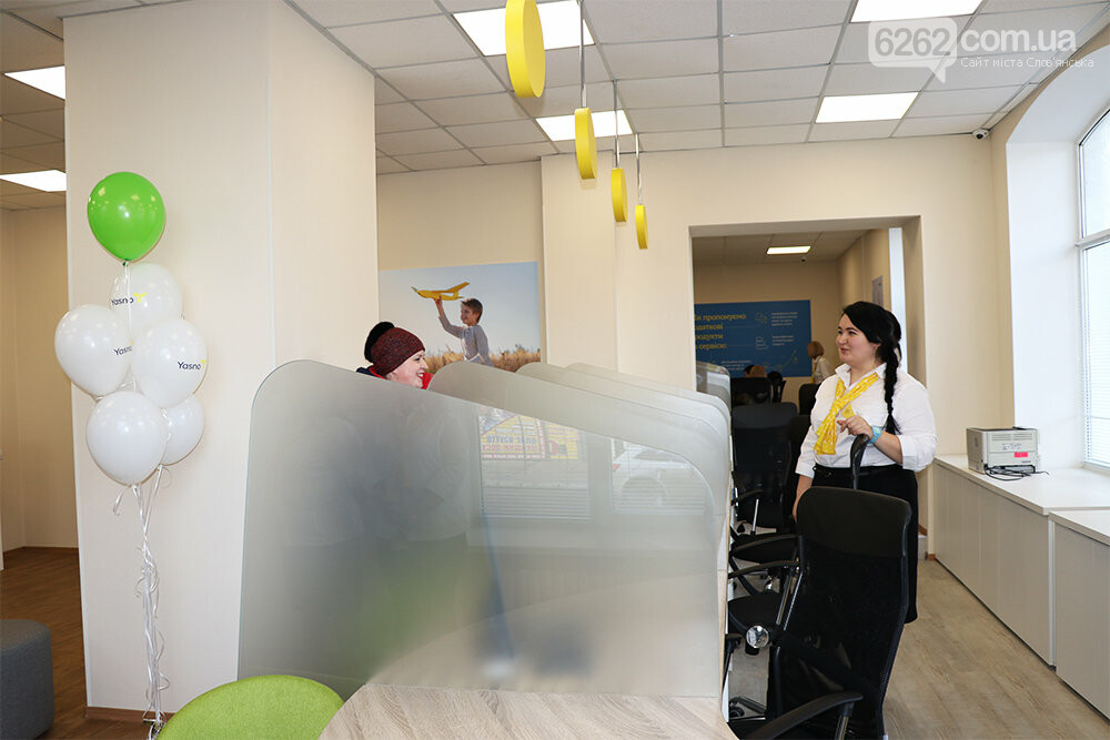У Слов'янську відкрився сучасний енергоофіс YASNO. Що це таке та які там послуги, фото-10