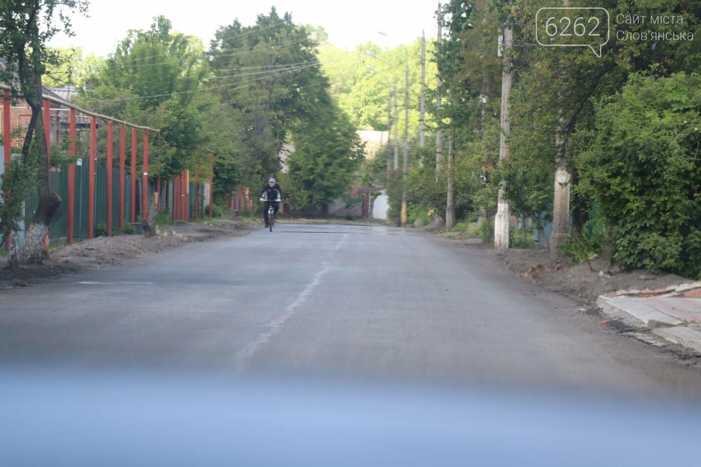 Майже 1,5 км нової дороги з'явилось у мікрорайоні Залізничному-2  , фото-4