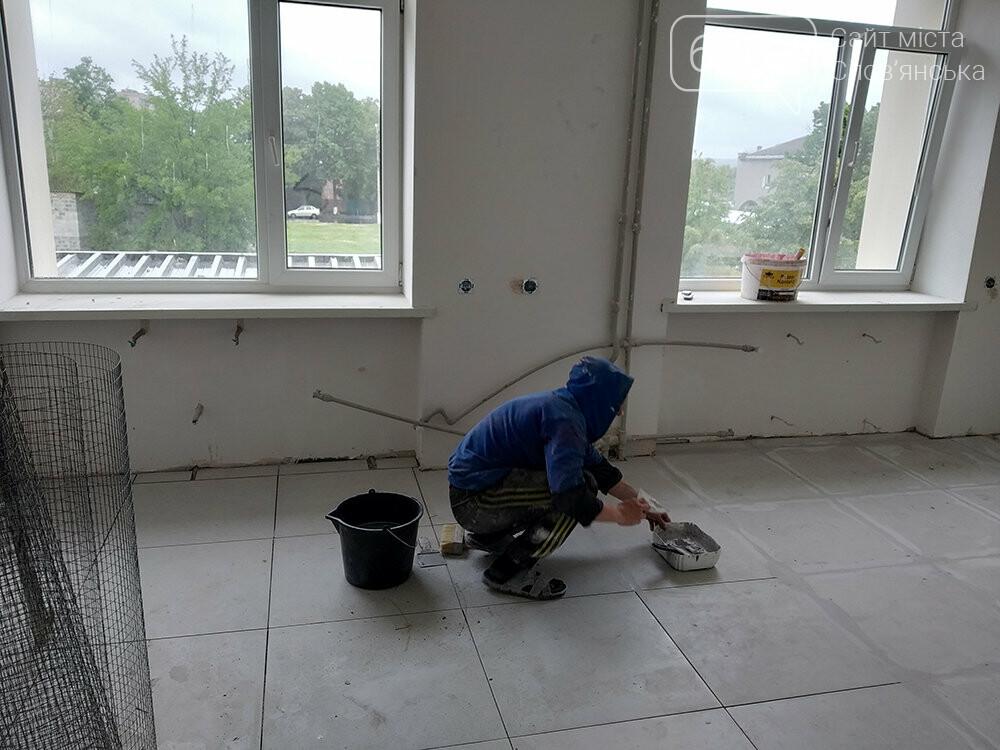 Коли Слов'янську чекати на повністю новий пологовий будинок, фото-6