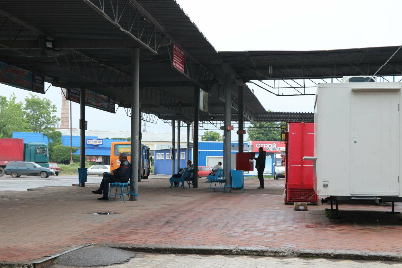 У Слов'янську запрацював автовокзал (фото,відео) , фото-1