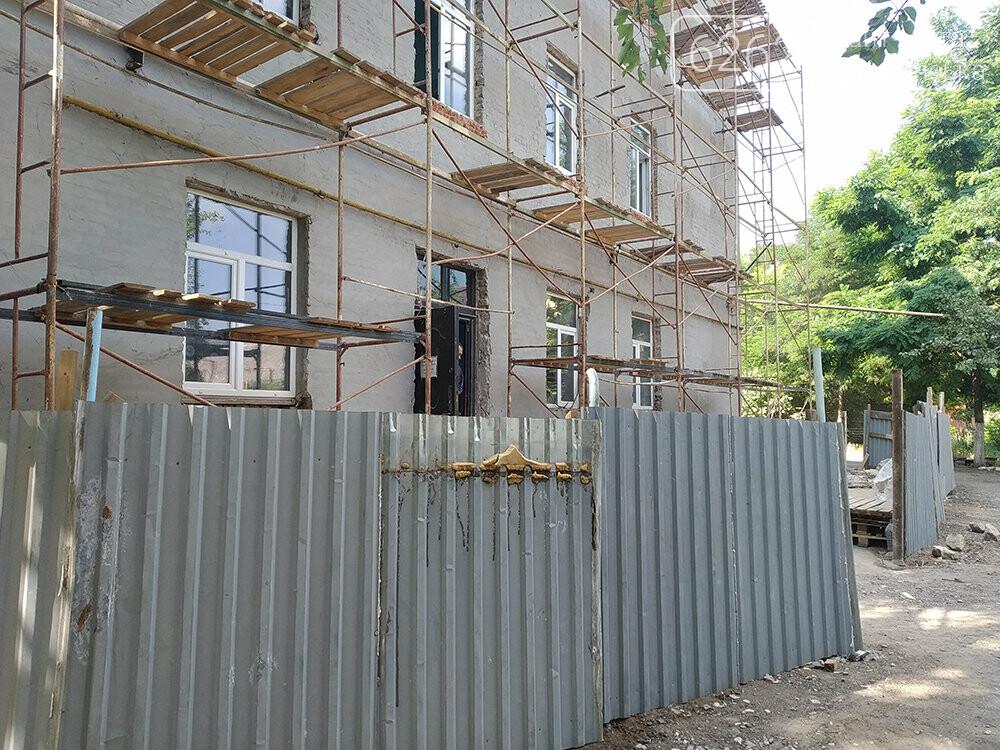 У Слов'янську почали ремонтували лікарню №1, фото-4