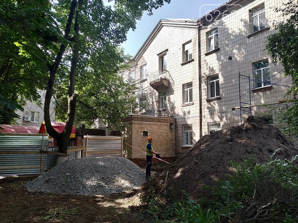 У Слов'янську почали ремонтували лікарню №1, фото-3