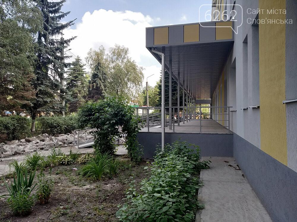 У Слов'янську почали ремонтували лікарню №1, фото-8