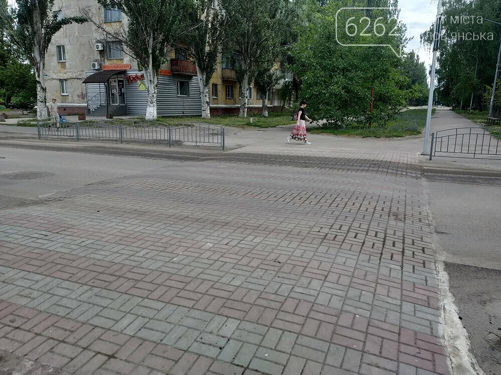 У Слов'янську перенесуть пішохідний перехід між парком та бульваром (фотофакт), фото-4