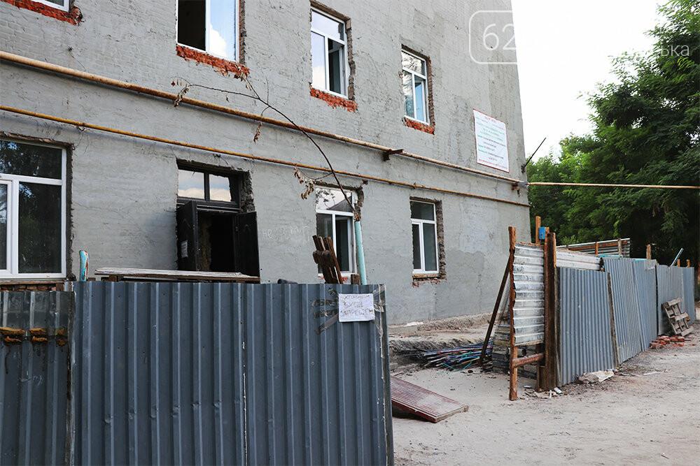 У клінічній лікарні Слов'янська травмпункт перенесуть на перший поверх, фото-3