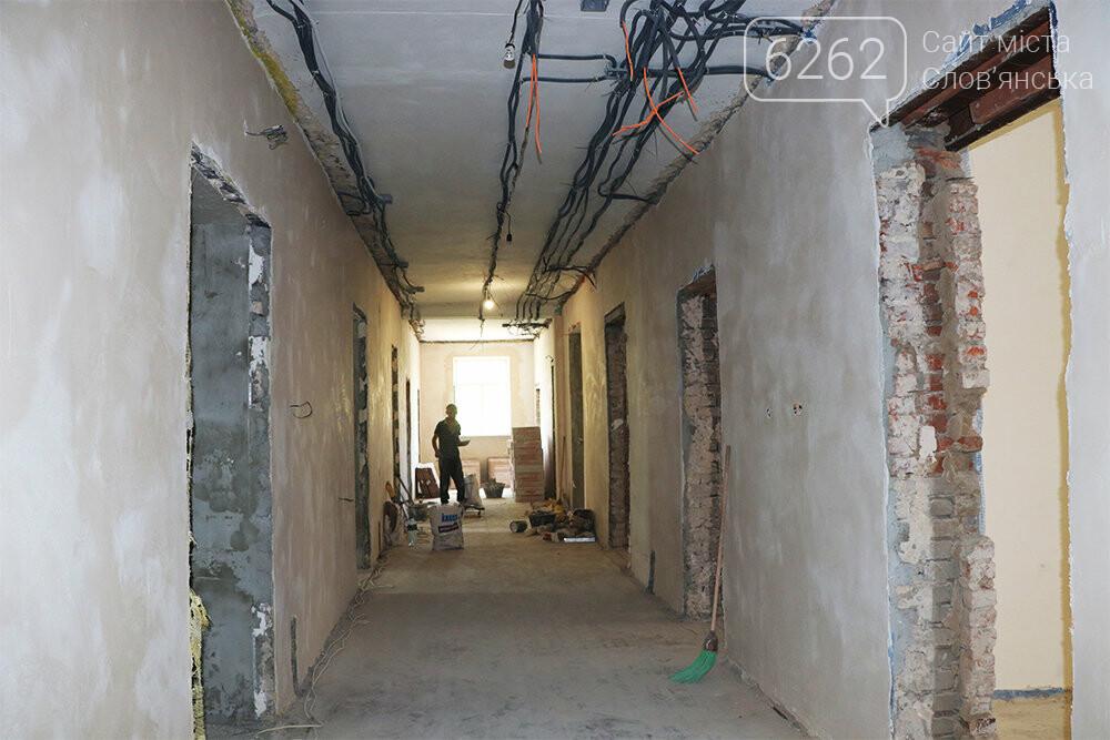 У клінічній лікарні Слов'янська травмпункт перенесуть на перший поверх, фото-8