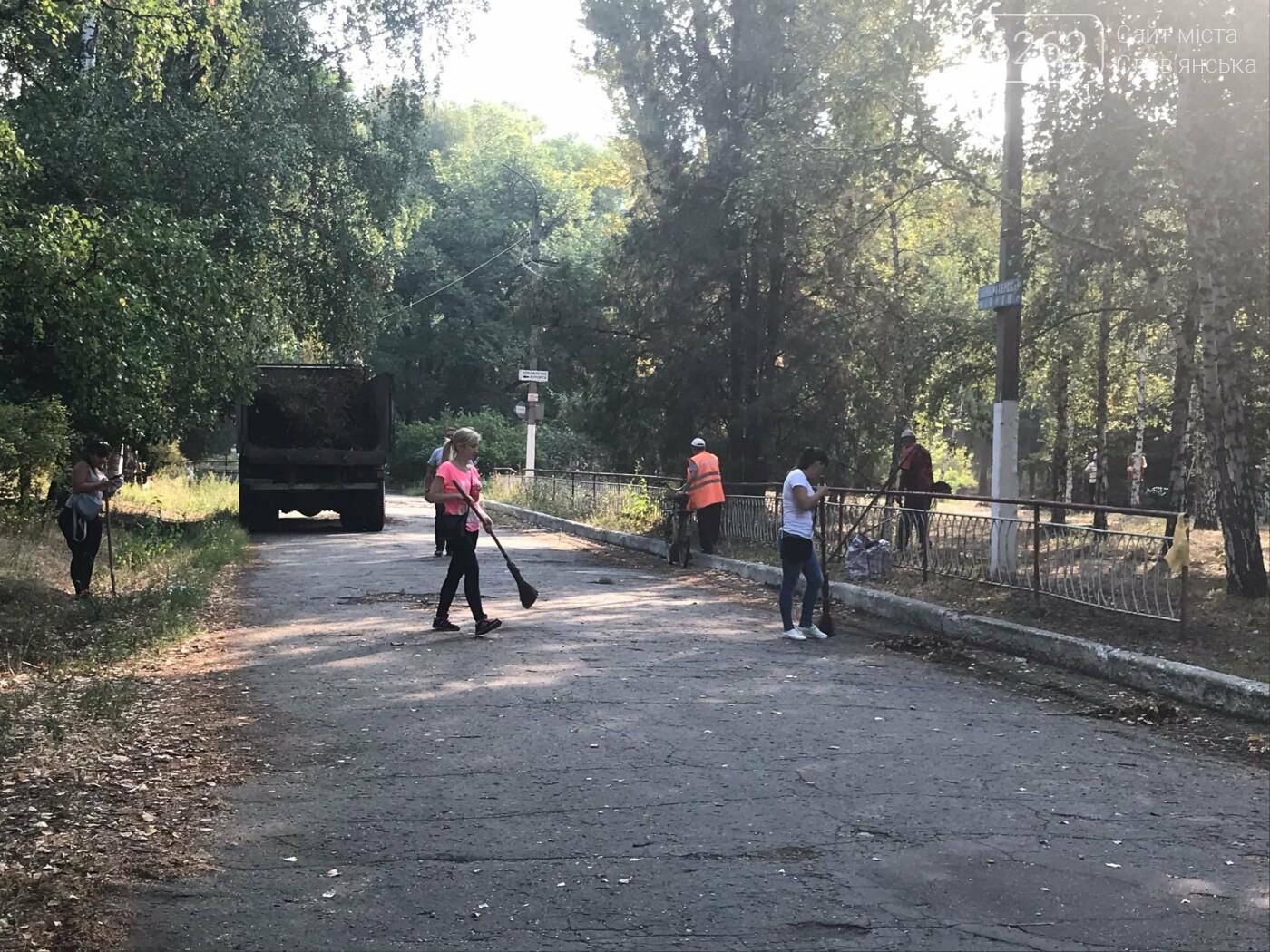 На Словкурорті відбулось велике прибирання (фото, відео)  , фото-4