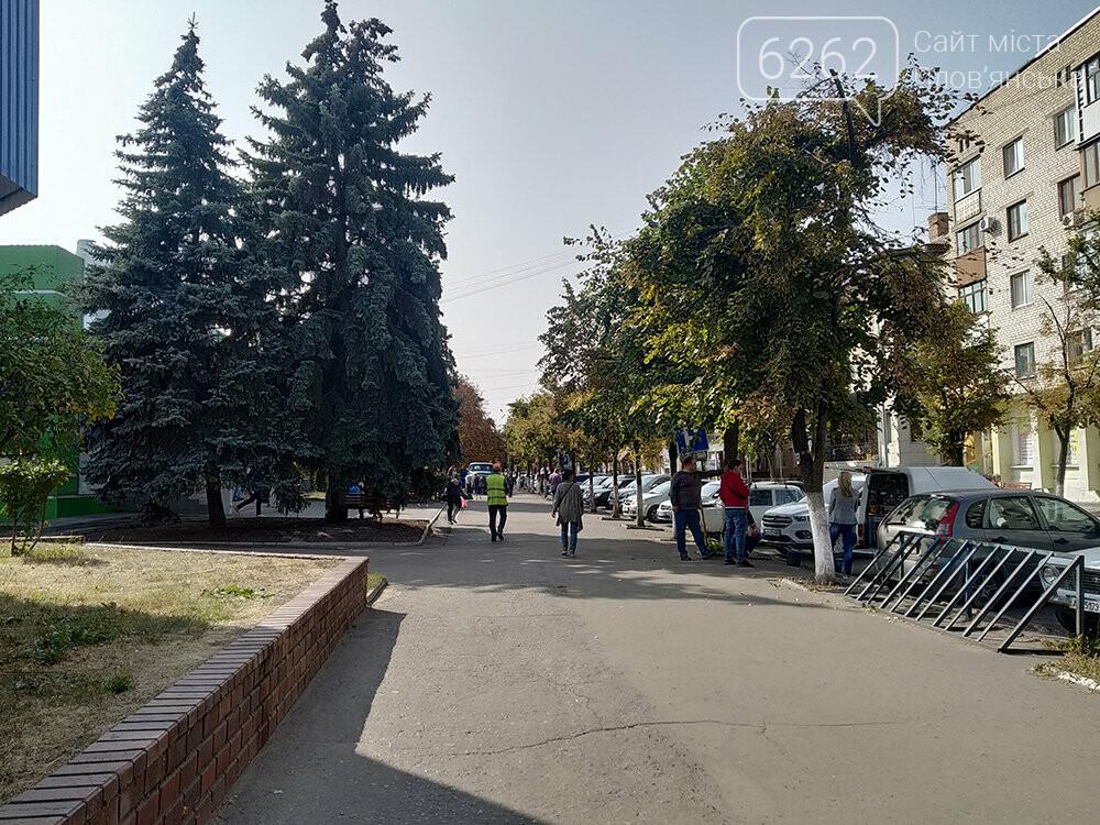 У центрі Слов'янська без дозволу встановили куби з політагітацією - міська рада, фото-2