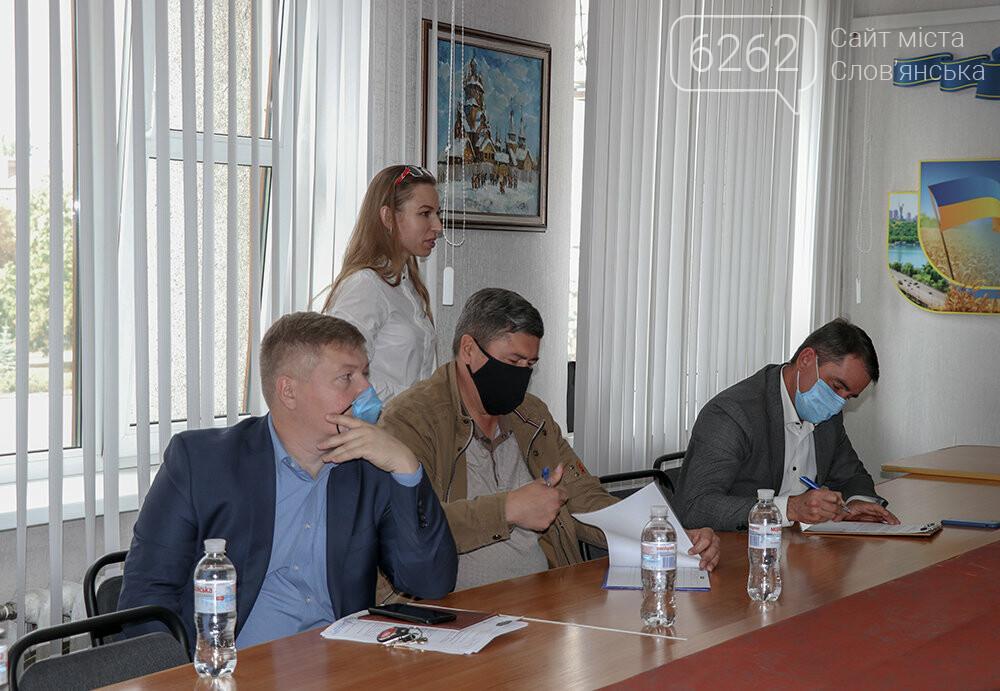 У Слов'янську  посадовці та держслужбовці зобов'язалися дотримуватися кодексу поведінки на час виборів, фото-2