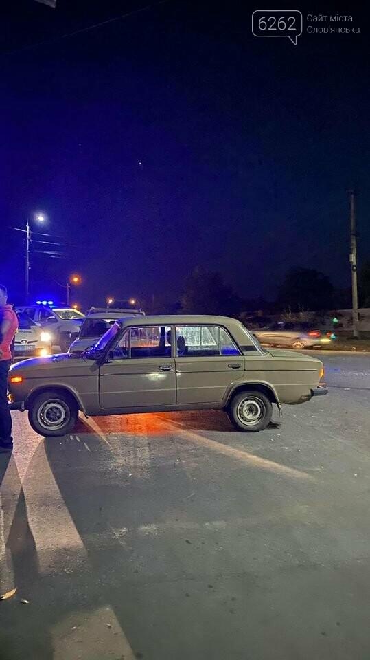 ДТП на перехресті у Слов'янську, фото-2