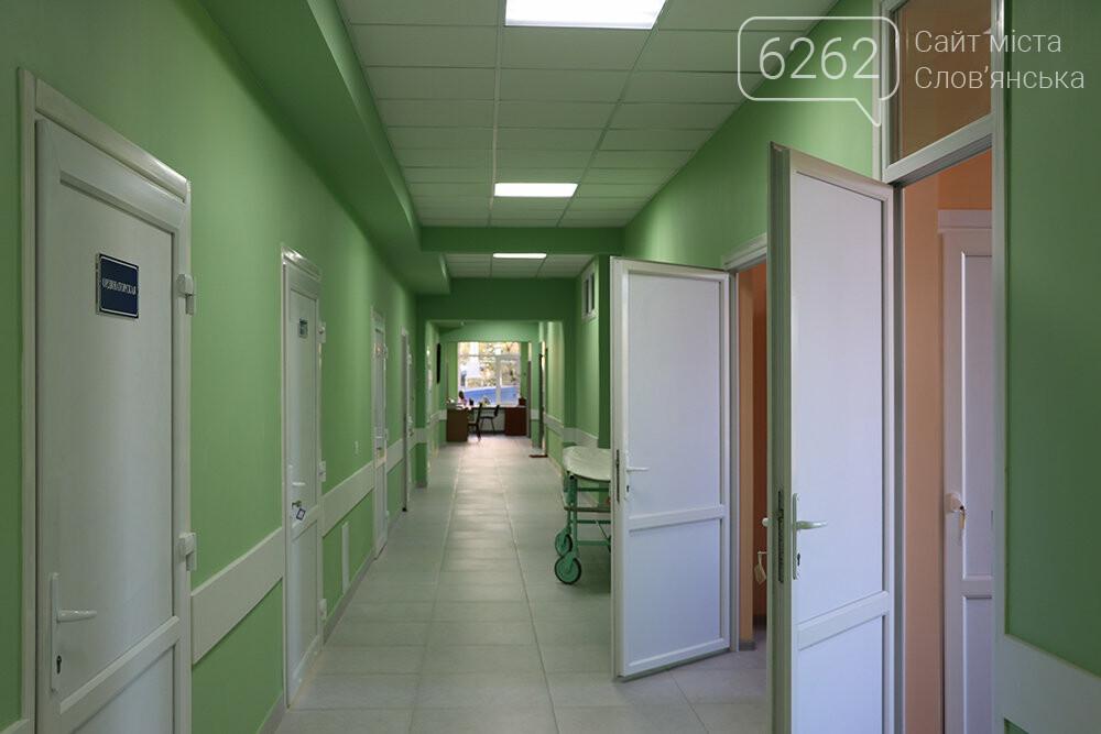 Залишилося дочекатись меблі: у Слов'янську капітально відремонтували пологовий будинок, фото-7
