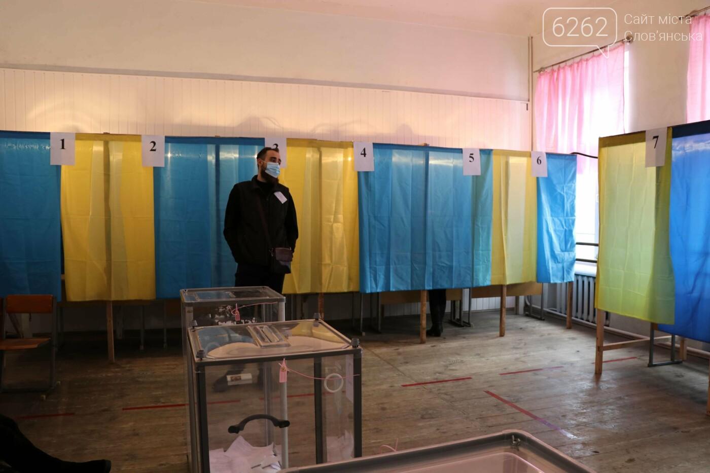 Другий тур виборів у Слов'янську. Фоторепортаж, фото-4