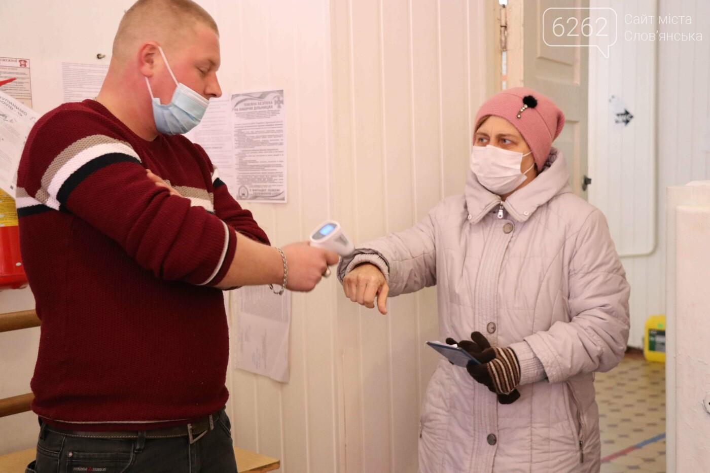 Другий тур виборів у Слов'янську. Фоторепортаж, фото-1