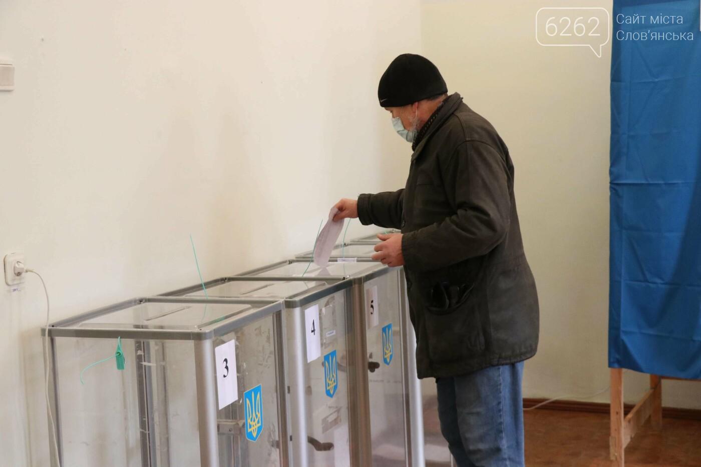 Другий тур виборів у Слов'янську. Фоторепортаж, фото-7