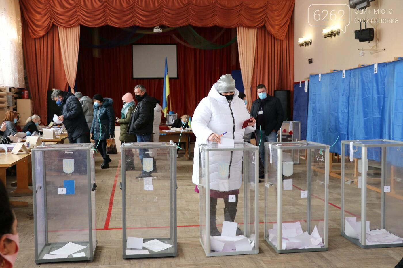 Другий тур виборів у Слов'янську. Фоторепортаж, фото-8