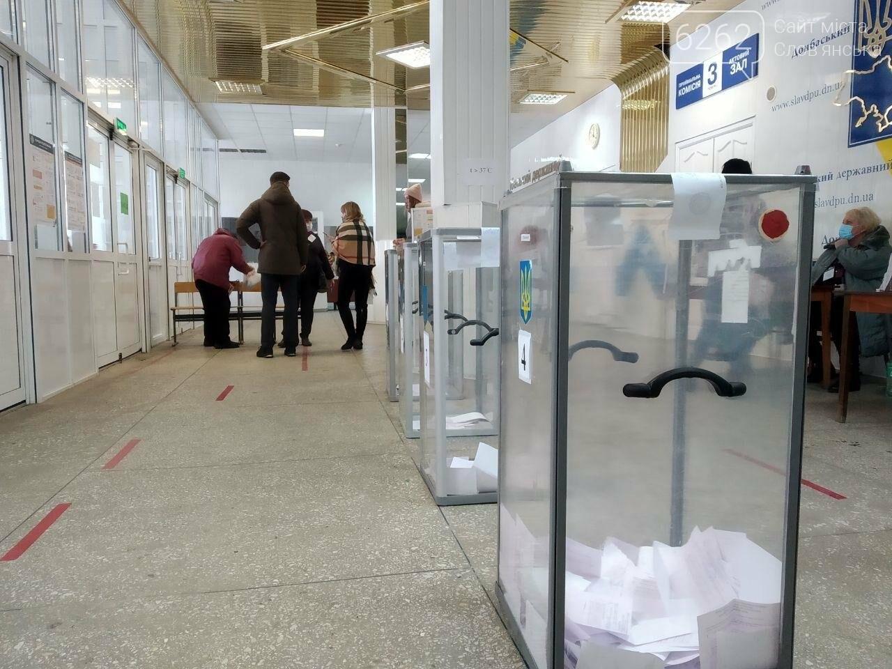 Другий тур виборів у Слов'янську. Фоторепортаж, фото-22