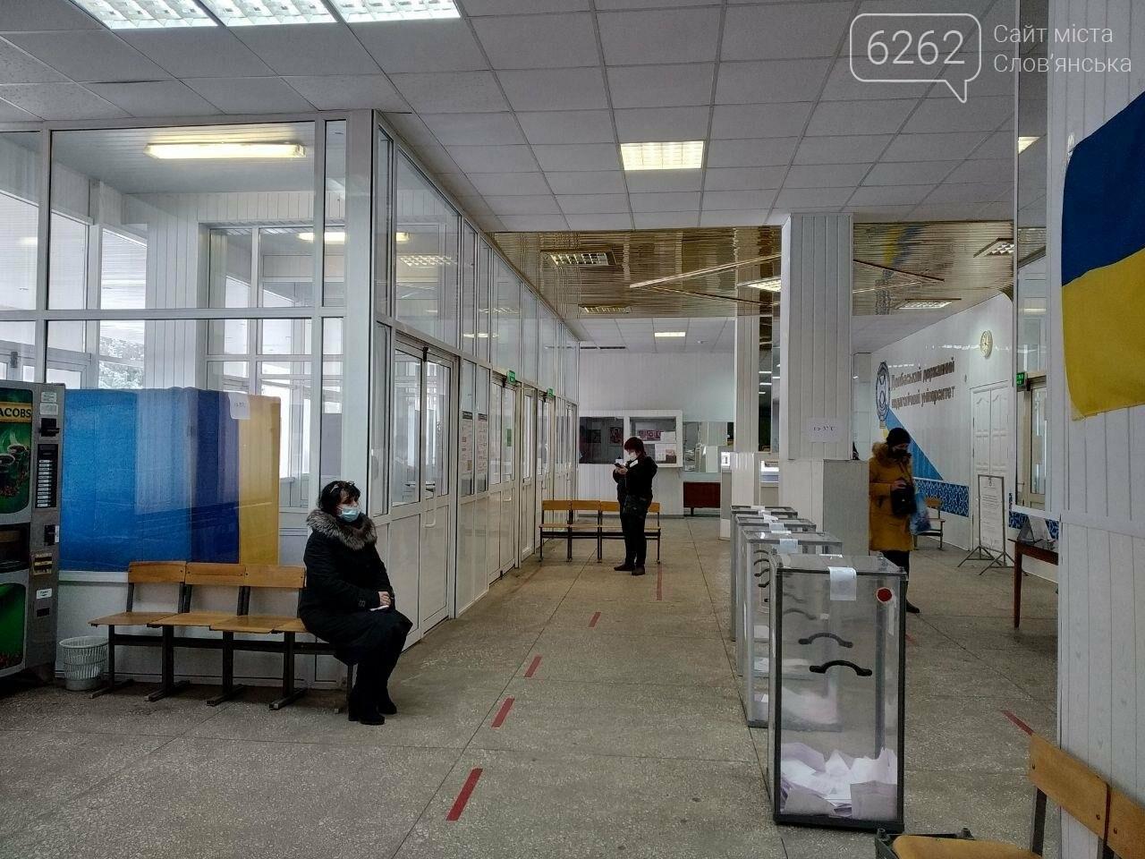 Другий тур виборів у Слов'янську. Фоторепортаж, фото-20