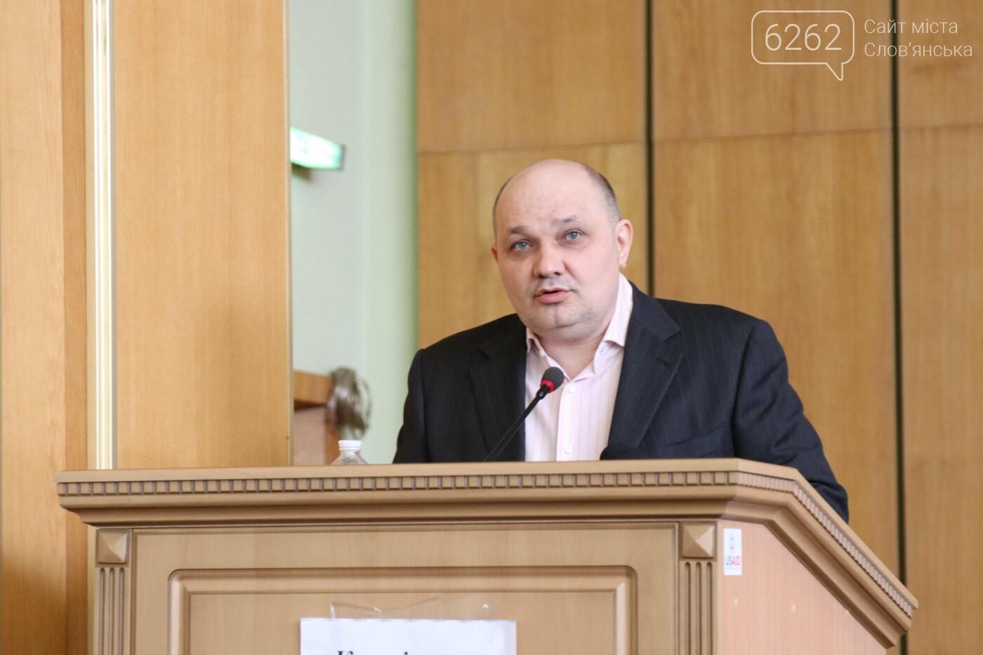Як сесія Слов'янської міськради перетворилася на відкритий мікрофон, фото-1