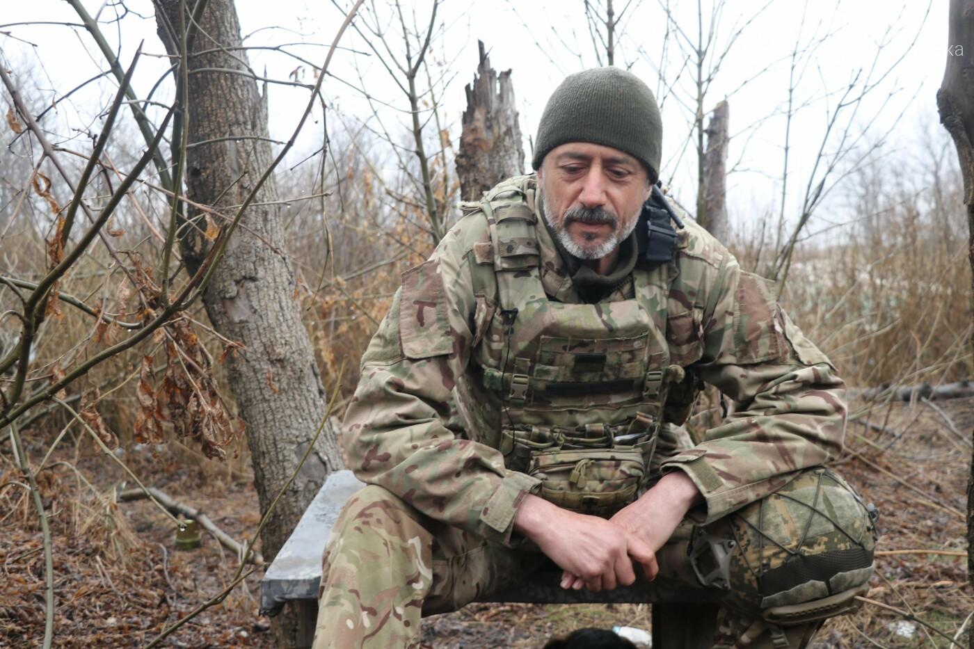 """""""Ми знали, що в будь-який момент можемо загинути"""". Військовий зі Слов'янська про війну, сім'ю і бої в Дебальцево, фото-1"""