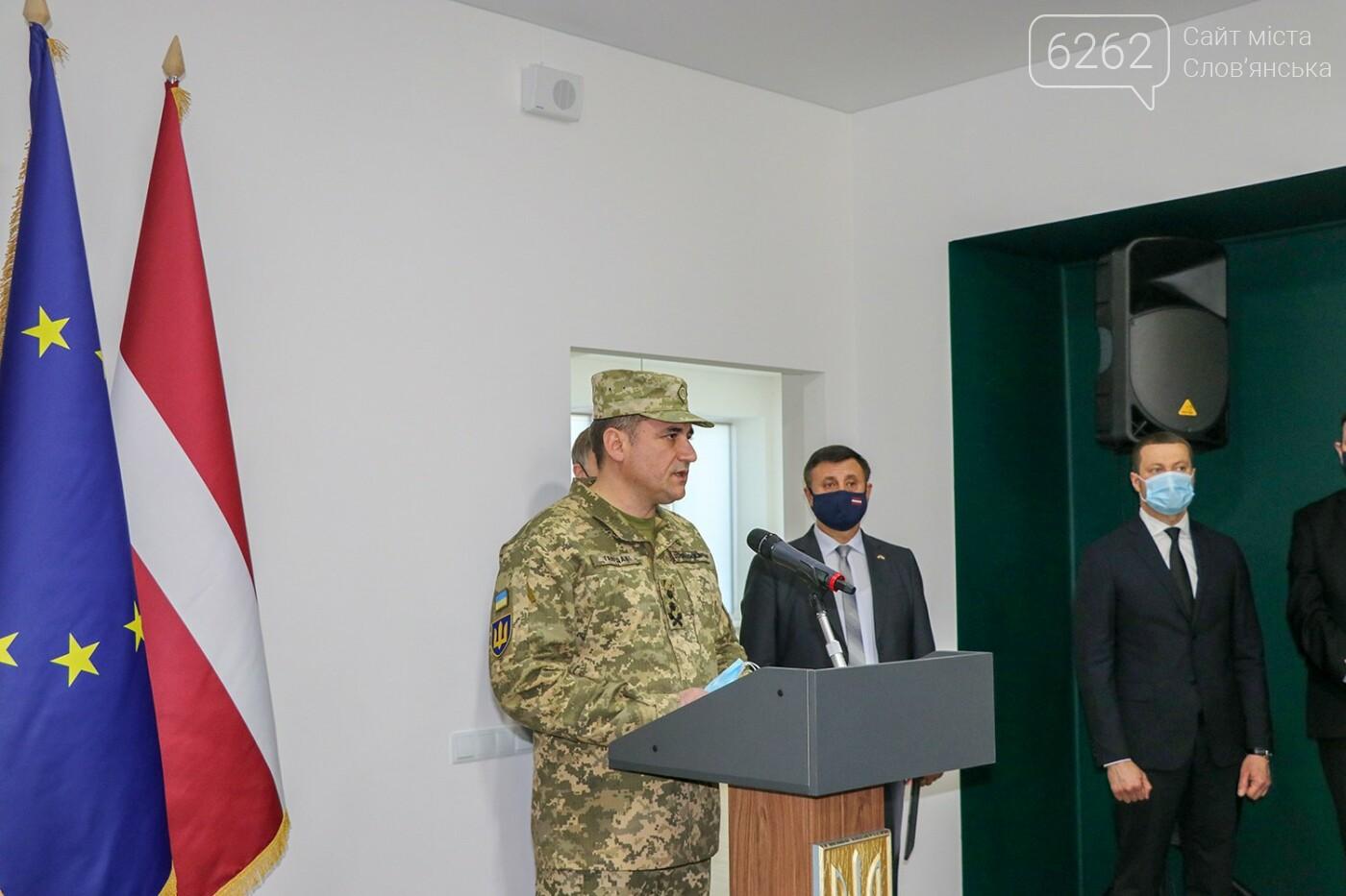 У Слов'янську відкрилося Почесне консульство Латвії, фото-5