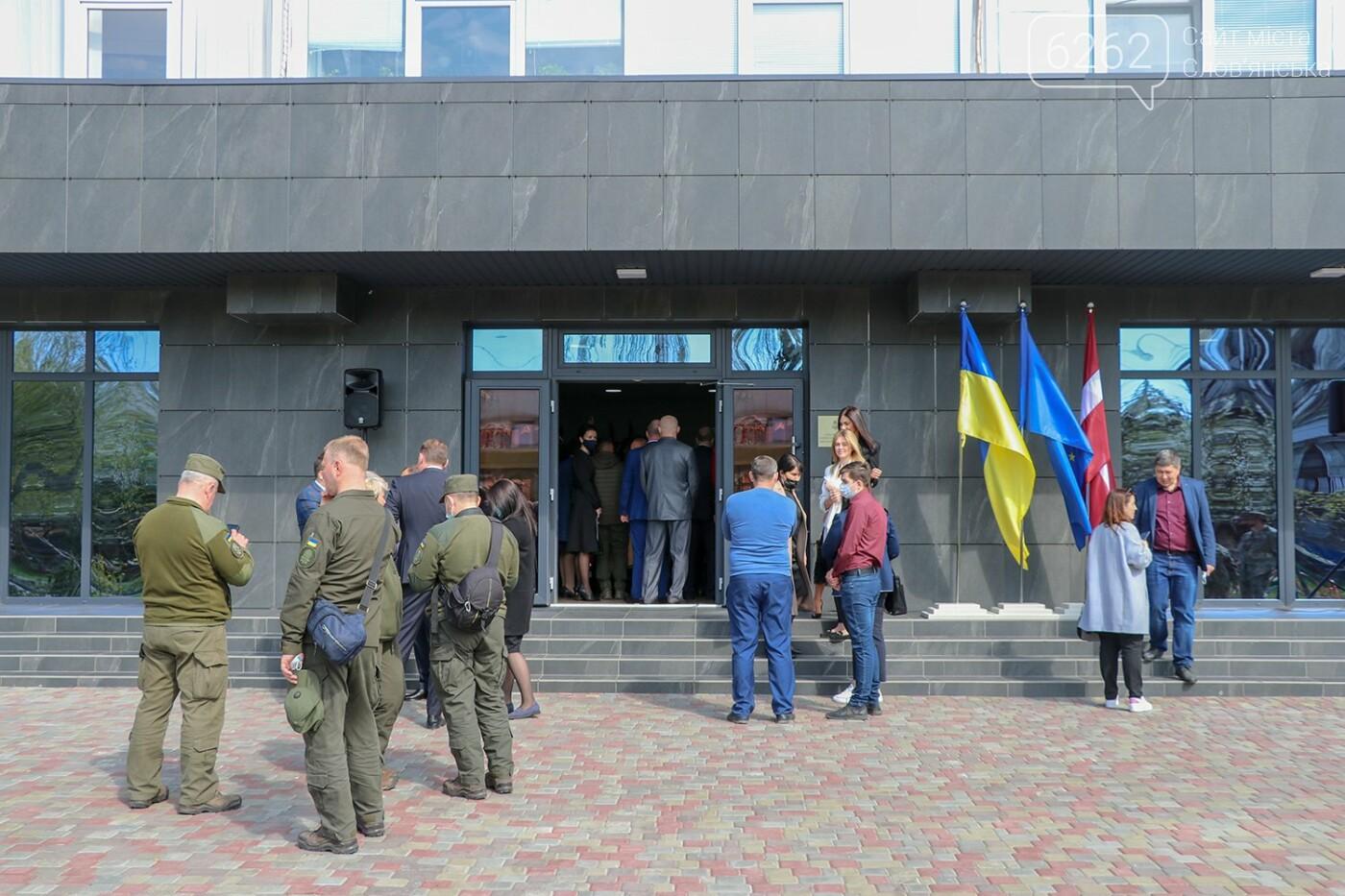 У Слов'янську відкрилося Почесне консульство Латвії, фото-10