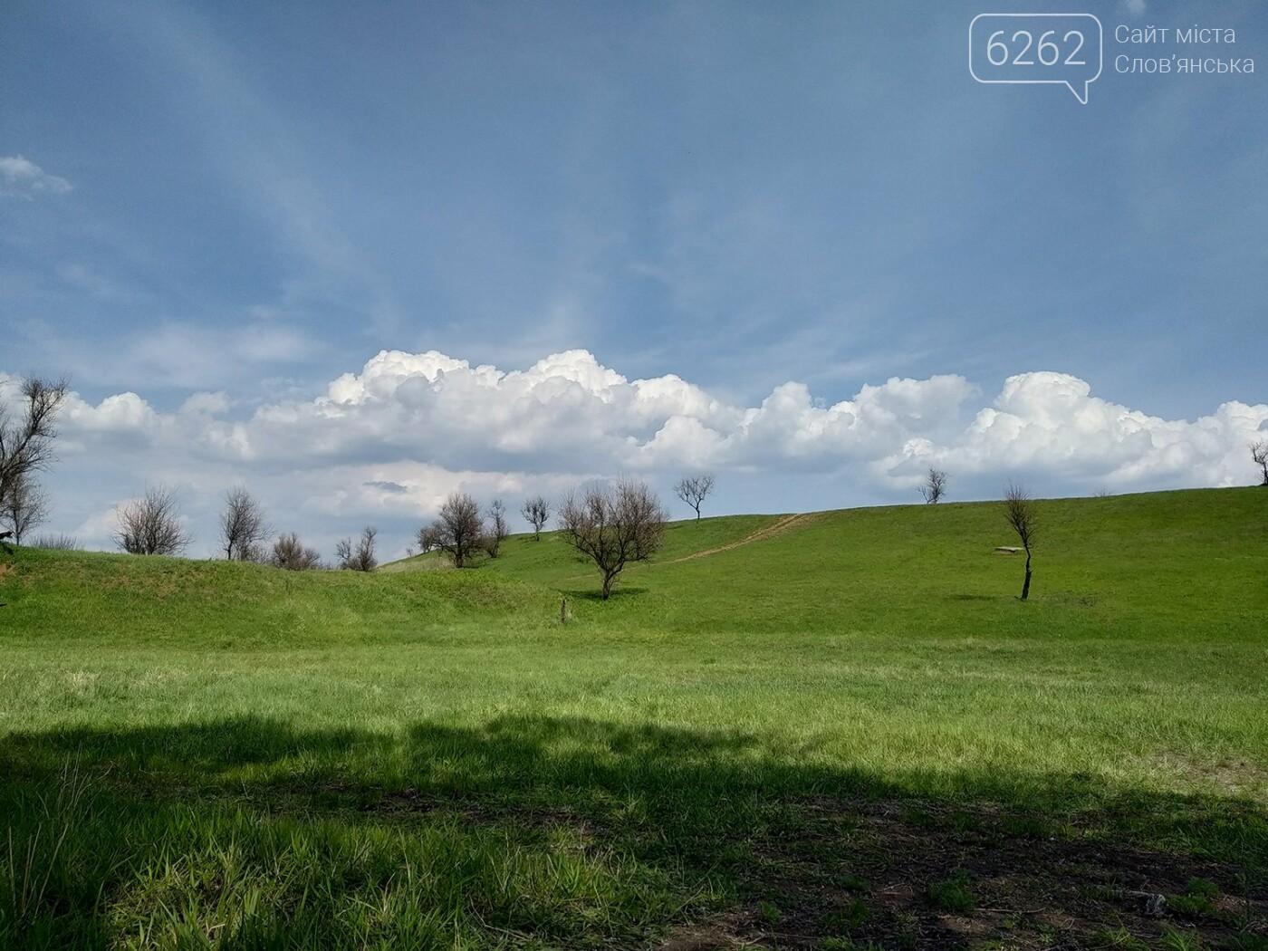 Весна дихає в обличчя: фотопрогулянка мікрорайоном Лісний у Слов'янську, фото-8