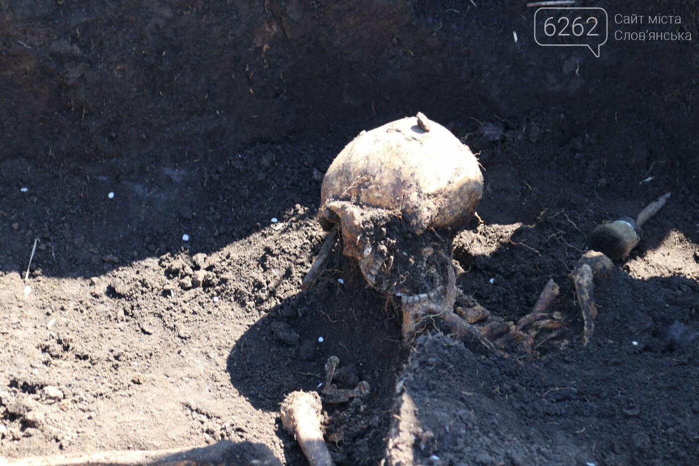 Біля Слов'янська на городі знайшли останки шістьох воїнів Другої світової війни. ФОТО 18+, фото-14