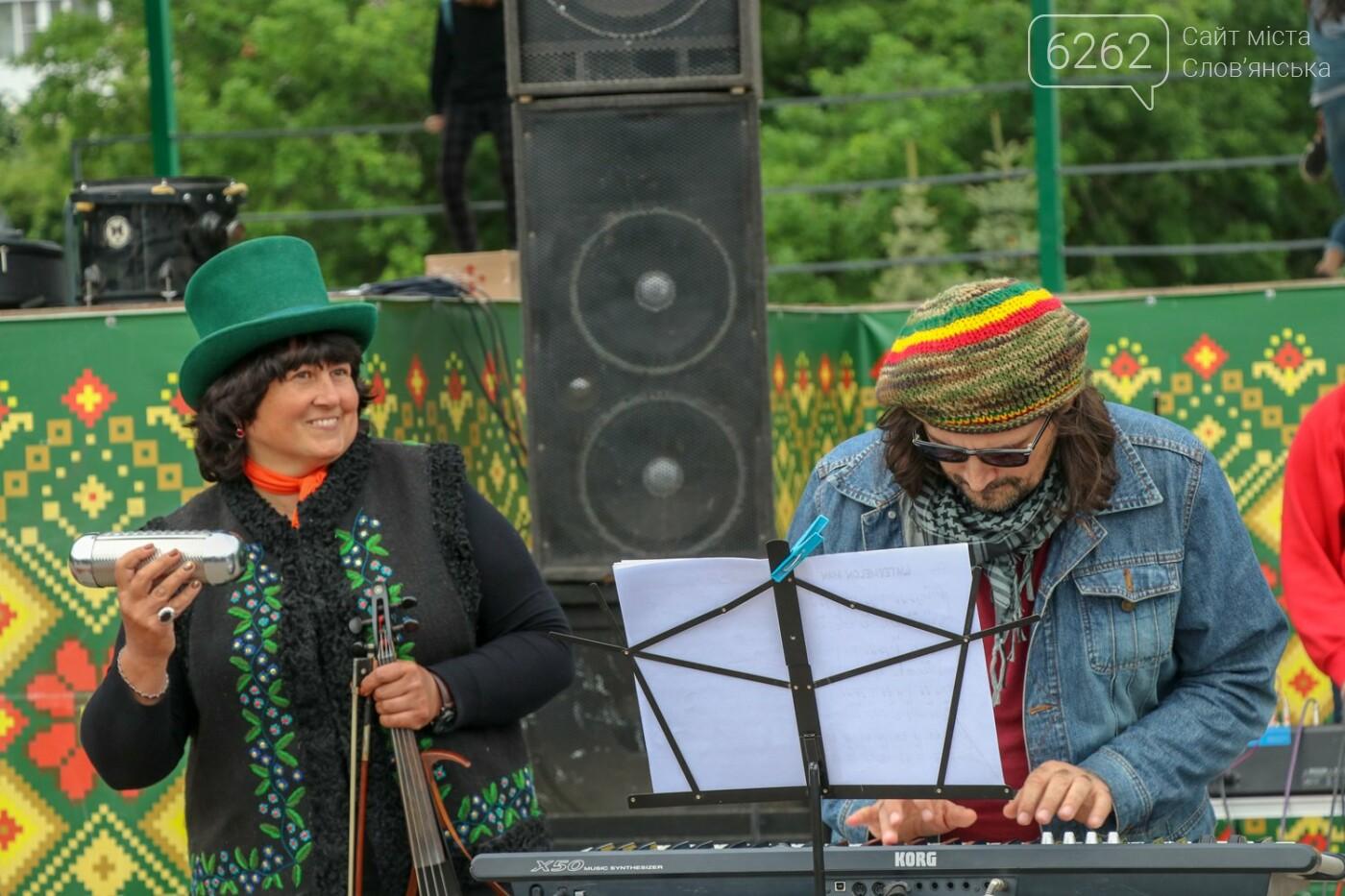 Скрипка, джаз та вечірні танці - яким був День вуличної музики у Слов'янську, фото-5