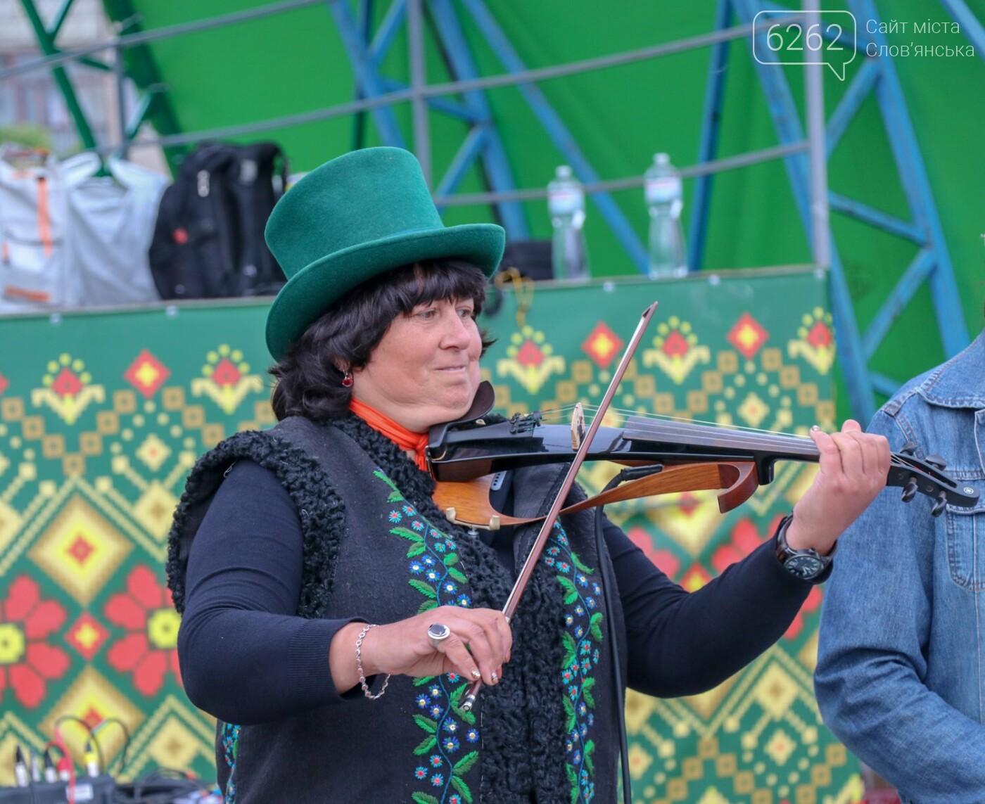 Скрипка, джаз та вечірні танці - яким був День вуличної музики у Слов'янську, фото-7
