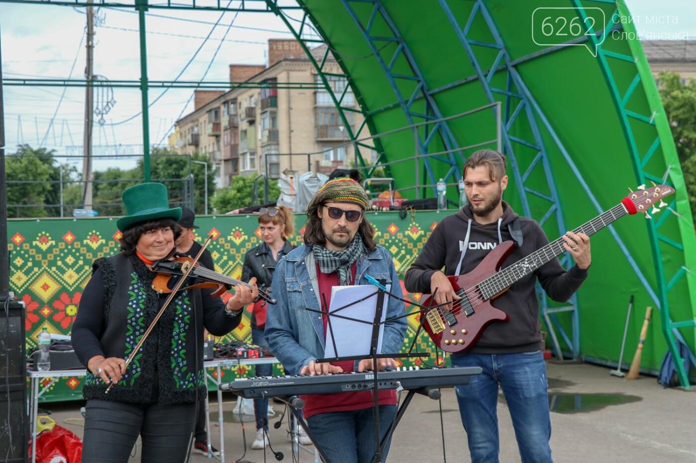Скрипка, джаз та вечірні танці - яким був День вуличної музики у Слов'янську, фото-8